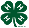 image of the 4-H organizational logo