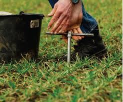 Cover photo for Soil Sampling 101