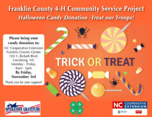 Cover photo for Franklin County 4-H Community Service Project