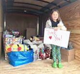 Cover photo for 4H Community Service Project-Mazie's Mission for Duke Children's Hospital