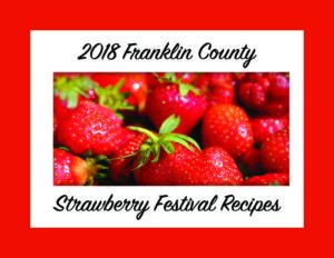 Cover photo for 2018 Strawberry Festival Recipes