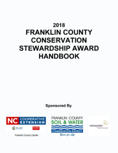 Cover photo for 2018 Conservation Stewardship Award