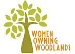 image of Women Owning Woodland logo