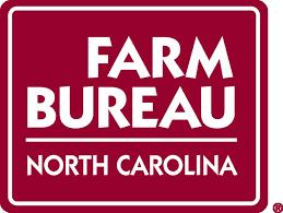 A picture of the NC Farm Bureau Insurance Company logo.