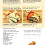 image of 5 makeover meals brochure with recipes page 5.