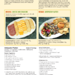 image of 5 makeover meals brochure with recipes