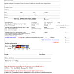 Image of the 2019 AgExpo registration form.