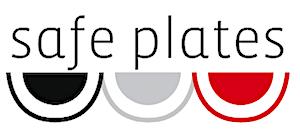 image of Safe Plates logo