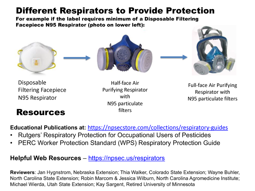 Respirator Decision Tree Page 2