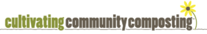 cultivating community composting logo