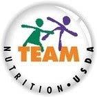 Nutrition Team USDA logo