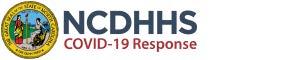 NCDHHS COVID-19 Response logo
