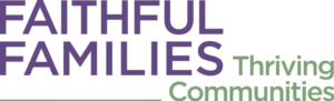 Faithful Families Thriving Communities logo