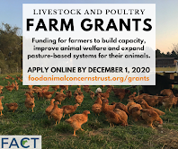 Livestock and Poultry Fram Grants flyer