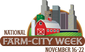 Farm city Week Logo