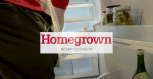 video thumbnail of person looking into a refrigerator
