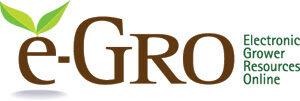 EGro logo