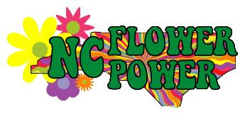 NC Flower Power logo