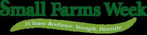 Small Farms Week logo
